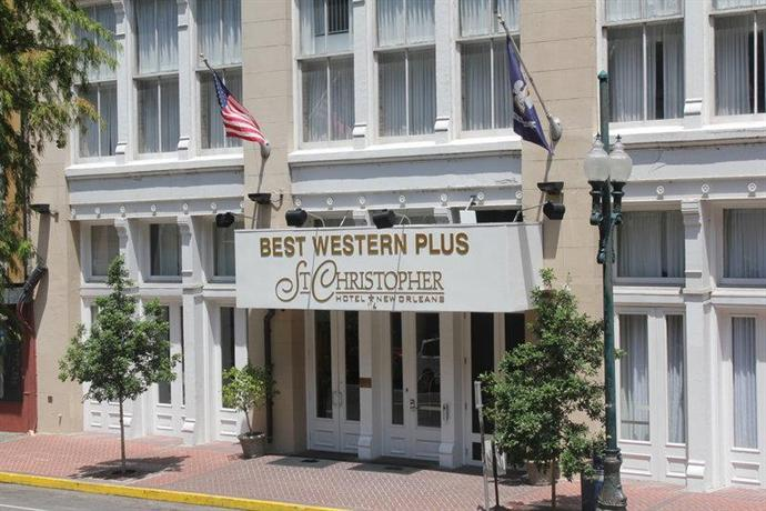 BEST WESTERN PLUS St Christopher Hotel - dream vacation