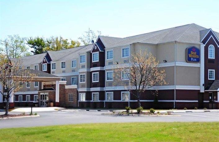 Best Western Plus Elizabeth City Inn & Suites - dream vacation