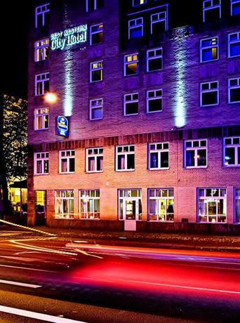Best Western City Hotel