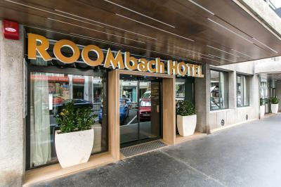 Roombach Hotel Budapest Center - dream vacation