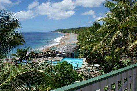 Scenic Matavai Resort Niue - dream vacation