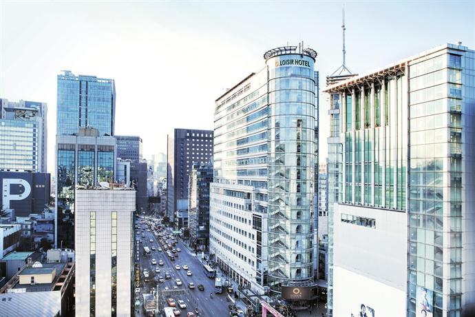 Loisir Hotel Seoul Myeongdong - dream vacation