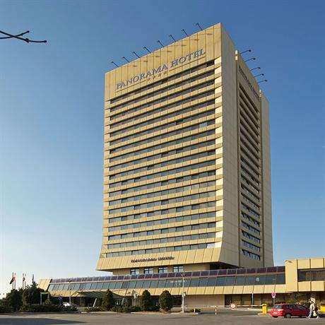 Panorama Hotel Prague - dream vacation