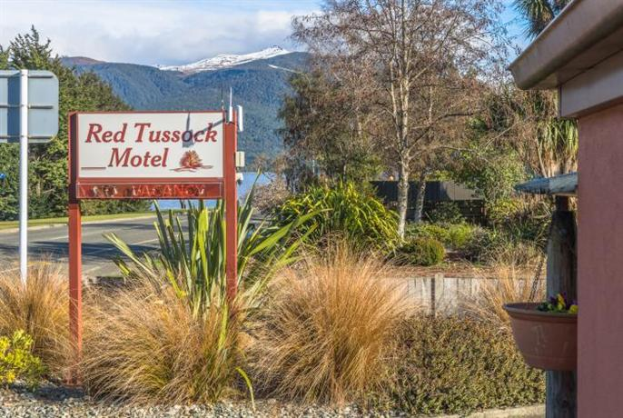 Red Tussock Motel - dream vacation