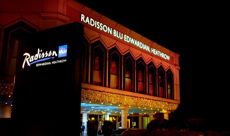Radisson Blu Edwardian Heathrow - dream vacation