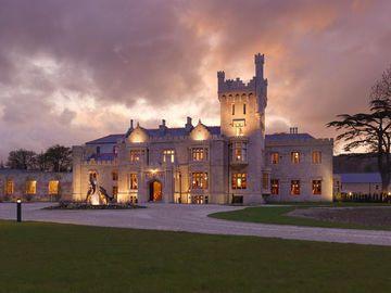 Solis Lough Eske Castle Hotel Donegal - dream vacation