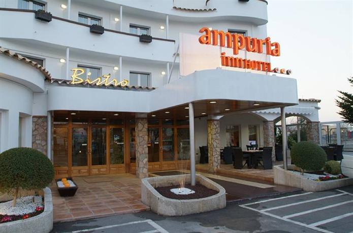 Ampuria Inn Castello d'Empuries - Empuriabrava -