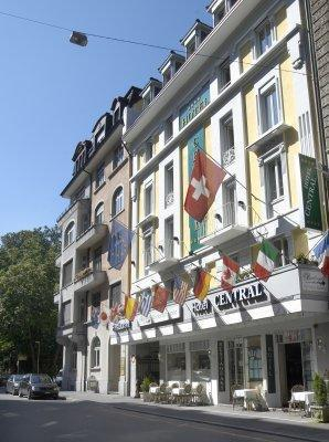 Central Hotel Lucerne - dream vacation