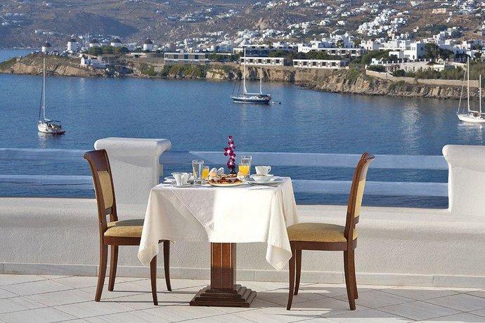 Grand Beach Hotel Mykonos - dream vacation