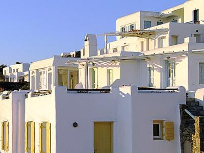 Marina View Apartments Mykonos - dream vacation