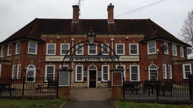 Wendover Arms - dream vacation