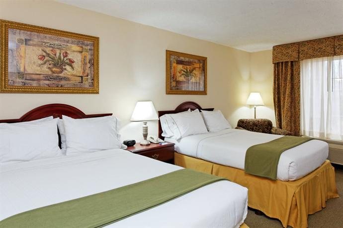 Holiday Inn Express Hotel & Suites Hunstville-University Drive - dream vacation