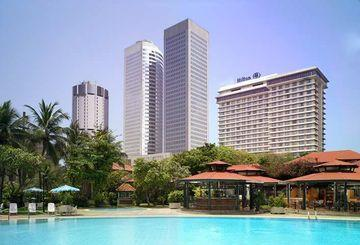Hilton Hotel Colombo - dream vacation