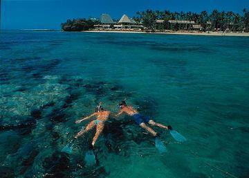 Shangri-La\'s Fijian Resort & Spa - dream vacation