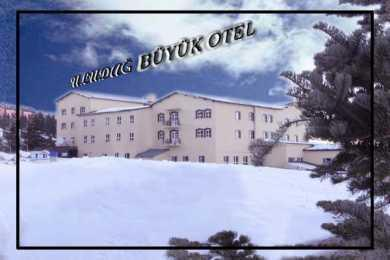 Uludag Buyuk Hotel Bursa - dream vacation
