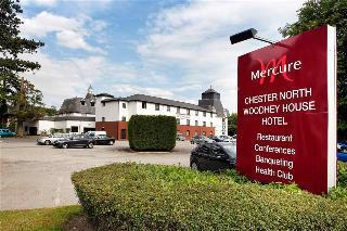 Mercure Chester North Woodhey House Hotel - dream vacation