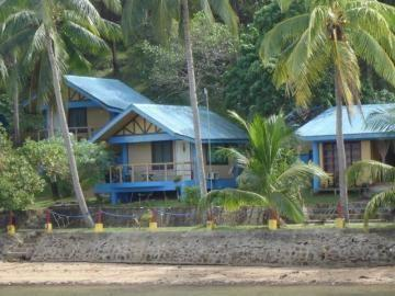 潜水链度假村