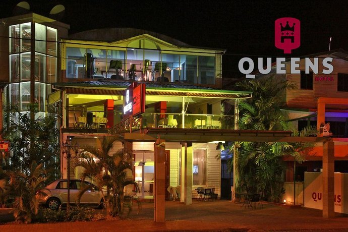 Queens Hotel Paramaribo - dream vacation