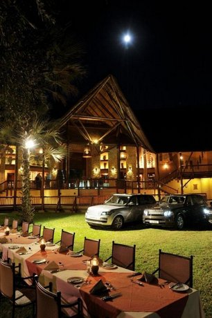 Aha The David Livingstone Safari Lodge & Spa - dream vacation
