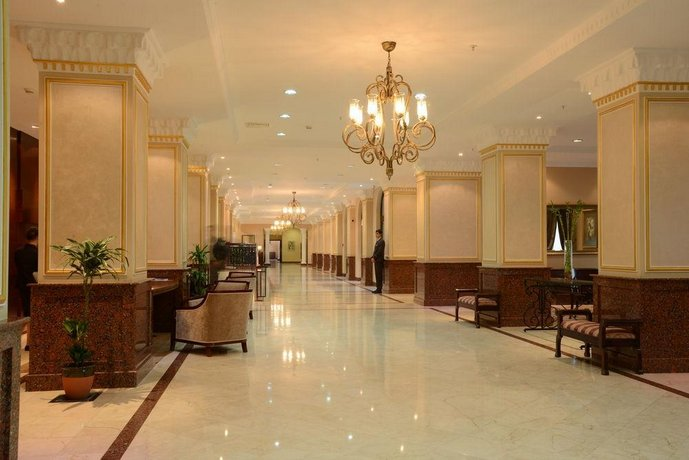 Lotte City Hotel Tashkent Palace - dream vacation
