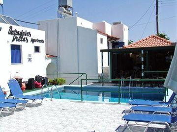 Papadakis Villas - dream vacation