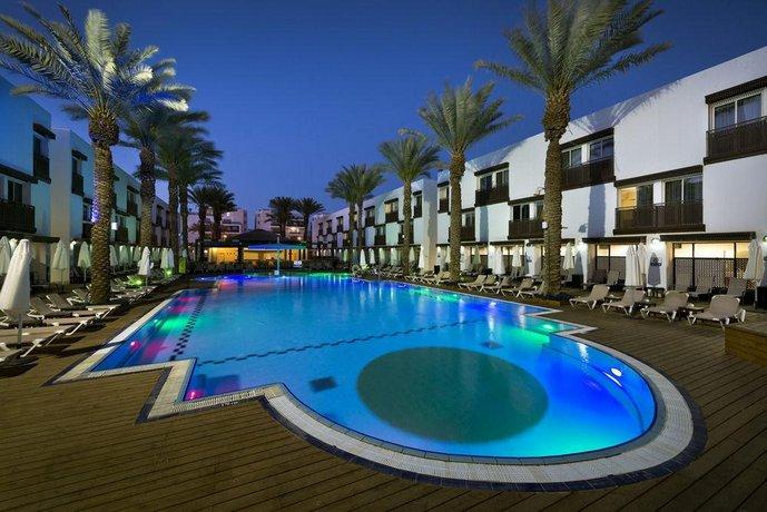 Holitel La Playa Eilat - dream vacation