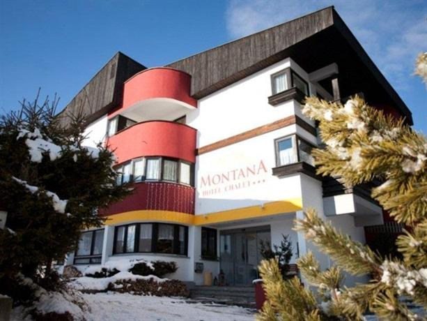 Chalet Montana - dream vacation