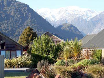 Glenfern Villas Franz Josef - dream vacation