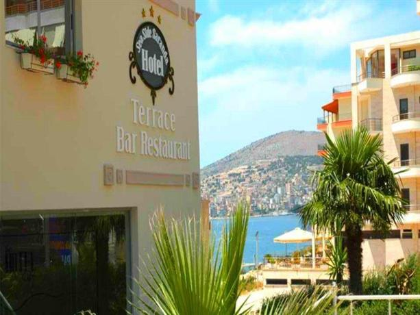 Hotel Seaside Saranda - dream vacation