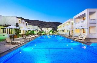 Paradise Hotel Georgioupoli - dream vacation