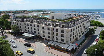 Wyndham Grand Istanbul Kalamis Marina Hotel - dream vacation