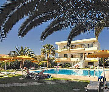 Anita Apartments Ialysos - dream vacation