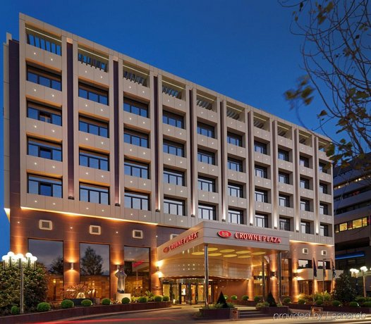 Crowne Plaza Hotel - Athens City Centre - dream vacation
