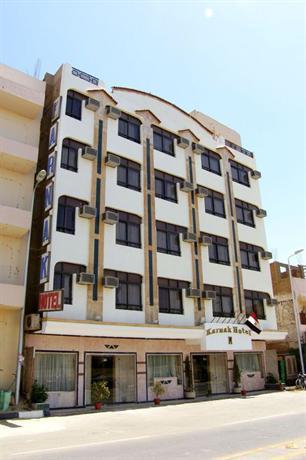 Karnak Hotel - dream vacation