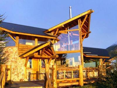 Finisterris Lodge Relax And Spa Ushuaia - dream vacation