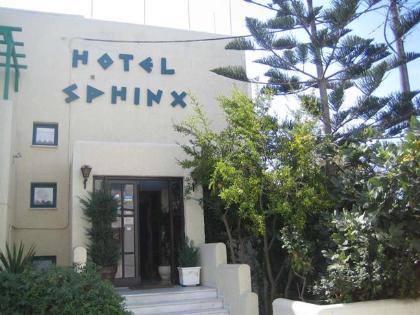 Sphinx Hotel Naxos - Naxos -