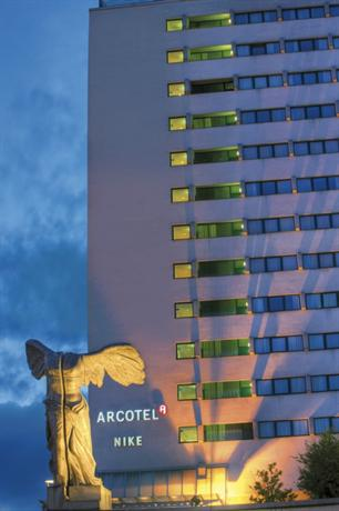 Arcotel Nike - dream vacation