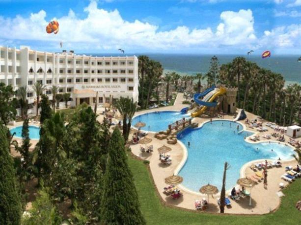 Marhaba Beach Hotel - dream vacation