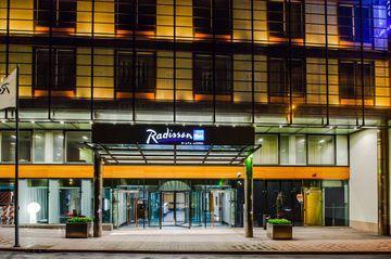 Radisson Blu Plaza Hotel Helsinki - dream vacation