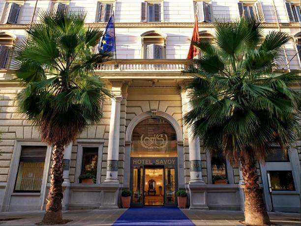 Hotel Savoy Rome - dream vacation