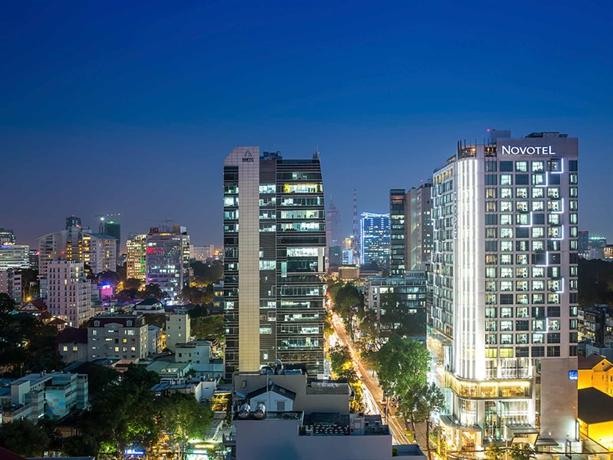 Novotel Saigon Centre Hotel - dream vacation