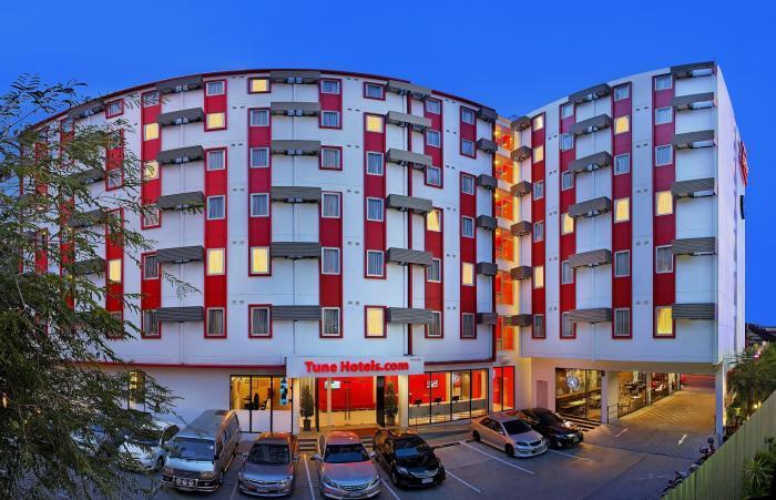 Red Planet Pattaya Отель Туне Паттайя