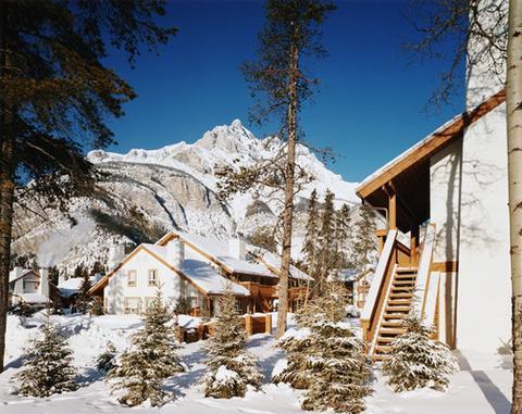 Banff Rocky Mountain Resort Compare Deals