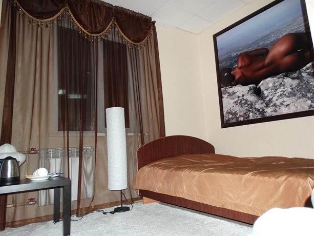 Altaiskaya Hotel