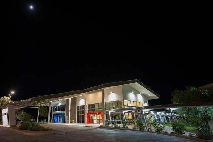 Photo: Crowne Plaza Alice Springs Lasseters