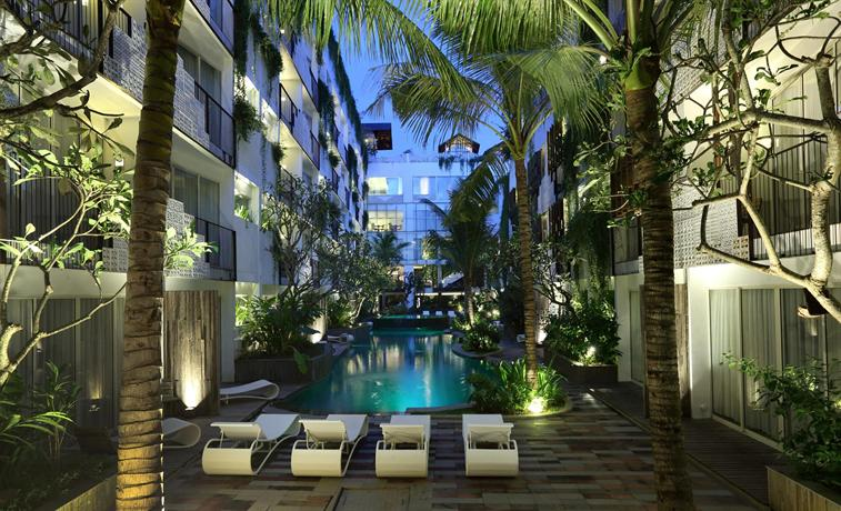 The Akmani Legian Hotel - dream vacation