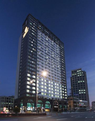 Crown Harbour Hotel Busan - dream vacation