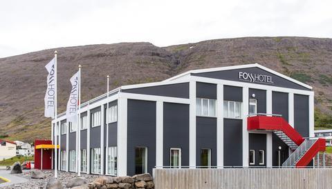 Fosshotel Westfjords - dream vacation