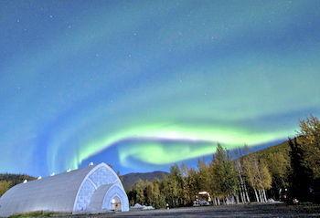Chena Hot Springs Resort - Pleasant Valley (Alaska) -