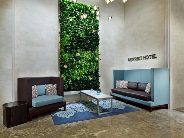 Distrikt Hotel - dream vacation
